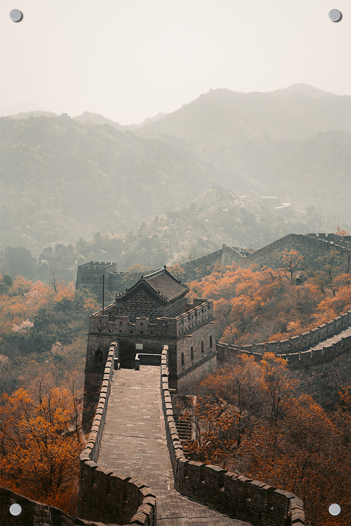 Great Wall of China Outdoor Art Print