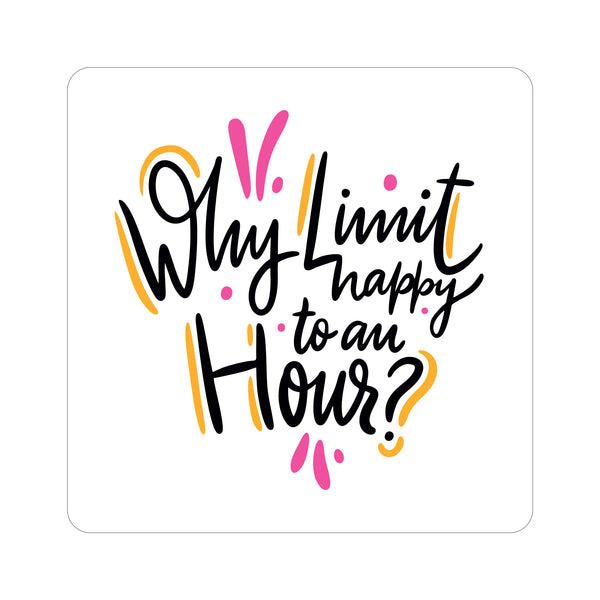 Why Limit Happy Coasters