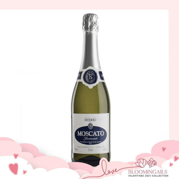 ADD-ON : Batasiolo Moscato Spumante Wine