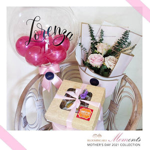 MOMents Sweet Trio Bouquet Bundle