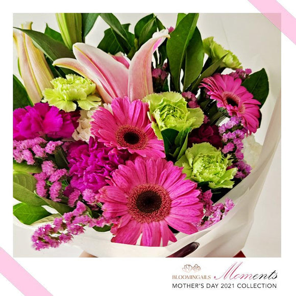 MOMents Florist Choice Medium Bouquet