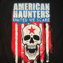 Load image into Gallery viewer, American Haunters United We Scare T-Shirt