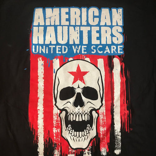 American Haunters United We Scare T-Shirt