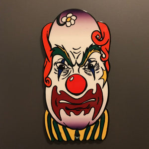 Carny Clown Magnet