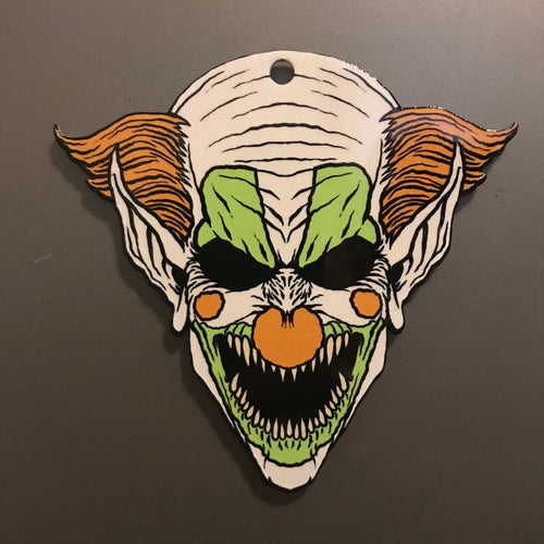 Creepy Clown Magnet