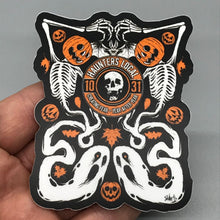 Load image into Gallery viewer, Haunters Local 1031 & Crew Sticker