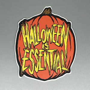 Halloween Is Essential Sticker