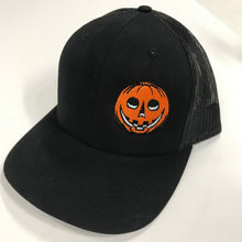Load image into Gallery viewer, Happy Jack Embroidered Cotton-Poly Mesh Back Cap