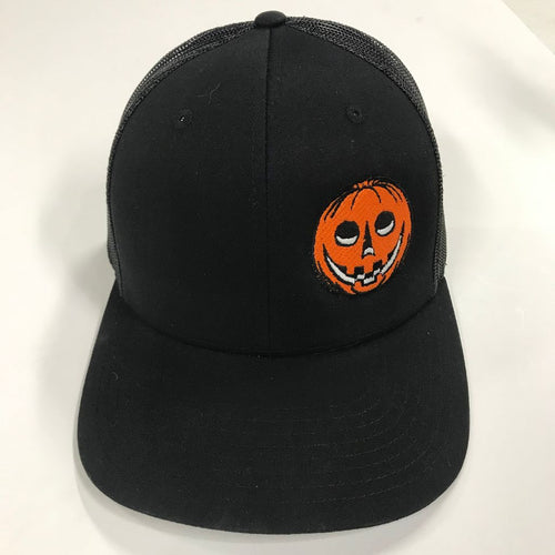 Happy Jack Embroidered Cotton-Poly Mesh Back Cap
