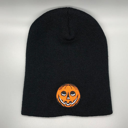 Happy Jack Embroidered Beanie Cap
