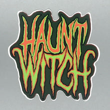 Load image into Gallery viewer, Haunt Witch Sticker