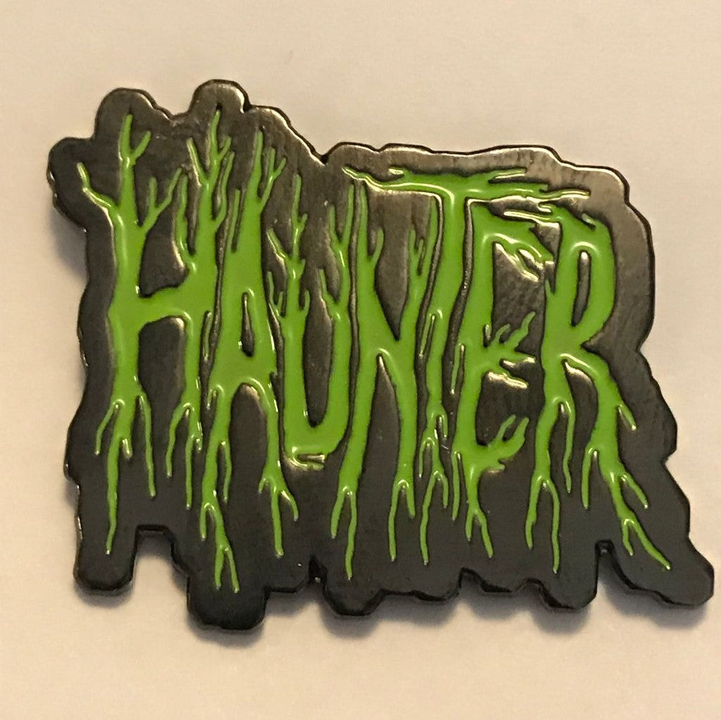 Haunter Enamel Pin