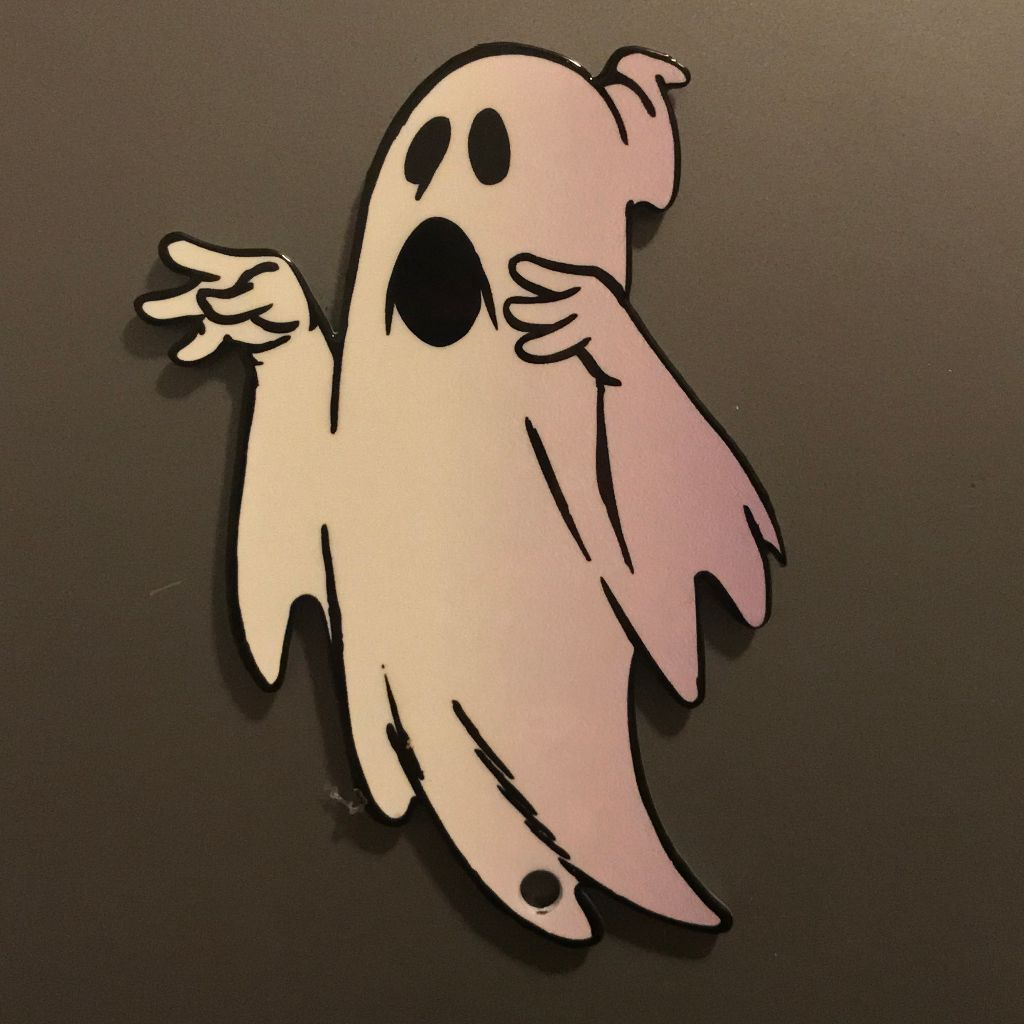 Lil' Ghostly Magnet