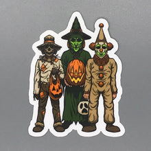 Load image into Gallery viewer, Trick or Treat Kids Sticker