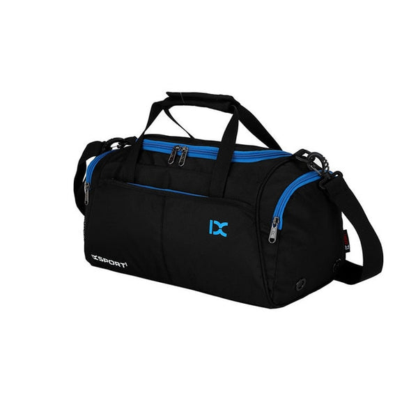 3ff981fc78ee Training Gym Bags Fitness Travel Outdoor Sports Bag Handbags Shoulder Dry  Wet shoes For Women Men