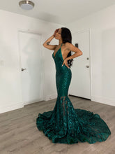 Poison Ivy Gown