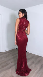 ESTELLE EVENING GOWN