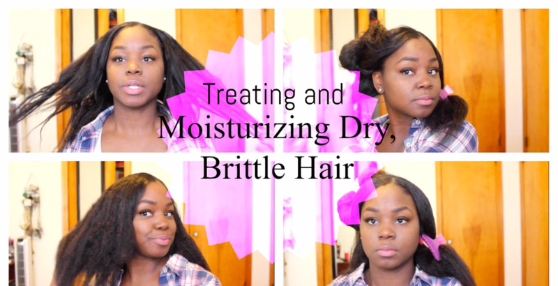 Deep Conditioning Treatment - The Secret to Strengthening Dry and Brittle Hair