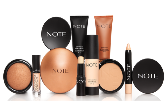 Introducing NOTE: Natural and Non-toxic makeup products you need to try!