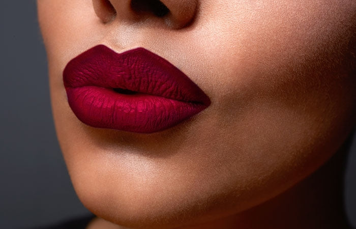 Teach yourself how to apply lipstick properly