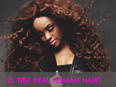 How to tell if it's real human hair – Interview with Eunice Kiarie, popular hair stylist