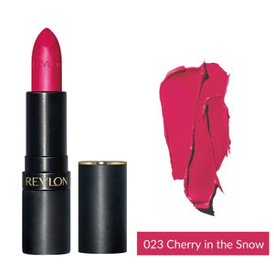 Superlustrous Lipstick - 023 Cherry in the Snow