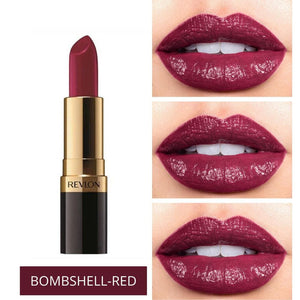 Superlustrous Lipstick - Bombshell red