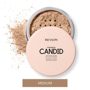 Revlon PhotoReady Candid Anti-Pollution Setting Powder - Medium