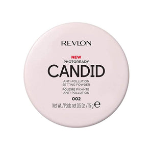 Revlon PhotoReady Candid Anti-Pollution Setting Powder - Deep