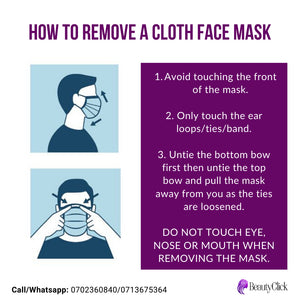 3-Layer Protection Mask