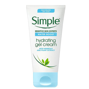 Simple Water Boost Hydrating gel Cream