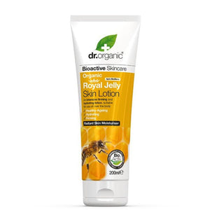 Dr. Organic Royal Jelly Skin Lotion 125ML