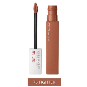 Maybelline Superstay Matte Ink Liquid -75 FIGHTER