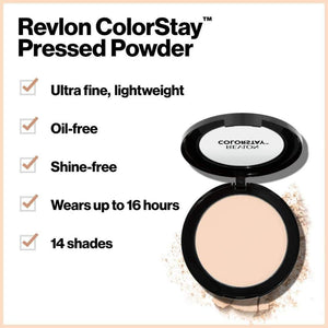 Colorstay Powder- Cinnamon/Cappuccino
