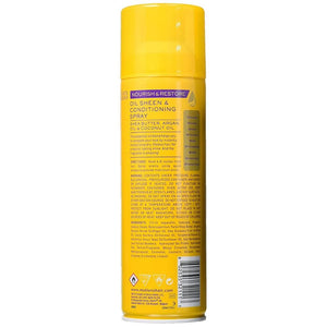 Motions Oil Sheen Conditioning Spray