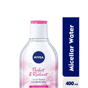 Nivea Perfect & Radiant 3 IN 1 Micellar Cleansing water
