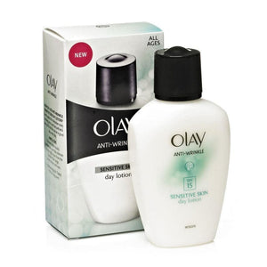 Olay SPF15 Anti Wrinkle Sensitive Day Lotion, 100 ml