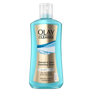 Olay Cleanse Refresh & Glow Cleansing Toner 200 ml