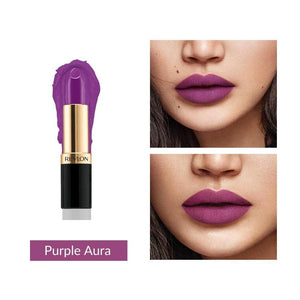 Superlustrous Matte Lipstick - PURPLE AURA