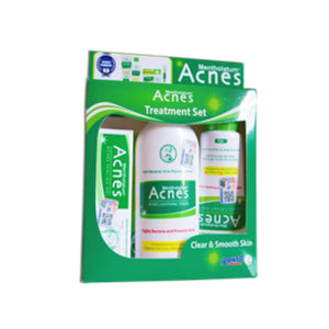 Acnes For Problematic & Acne Prone Skin Bundle