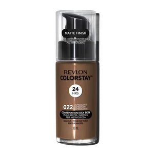 Colorstay Combo/Oil Make Up- Chocolate