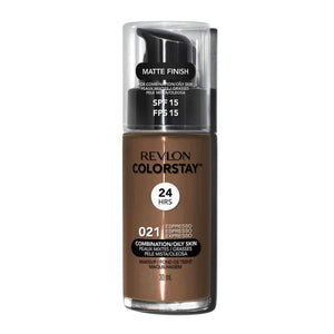 Colorstay Combo/Oil Make Up- Espresso