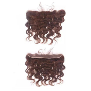 Body Wavy Human Hair Frontal
