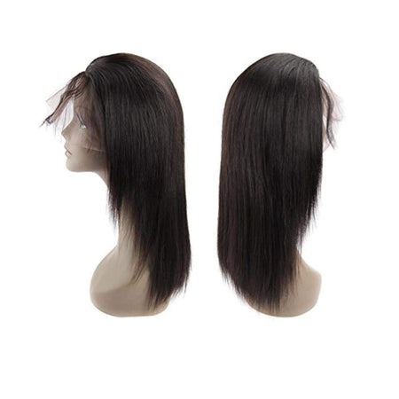 Body Wavy 8 inch Lace front Human Hair Wig