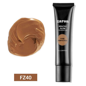 Zaron Healthy Glow 'Matte' Liquid Foundation FZ40