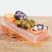 Load image into Gallery viewer, Himalayan Salt Tapas Plates (4-Pack)