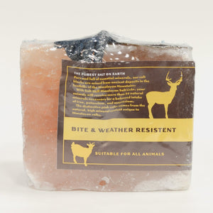 Himalayan Salt Animal Wellness Lick-on-a-Rope (4lbs)