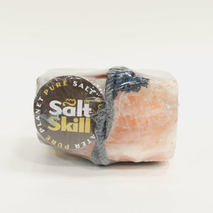 Himalayan Salt Animal Wellness Lick-on-a-Rope (2.2 lbs)