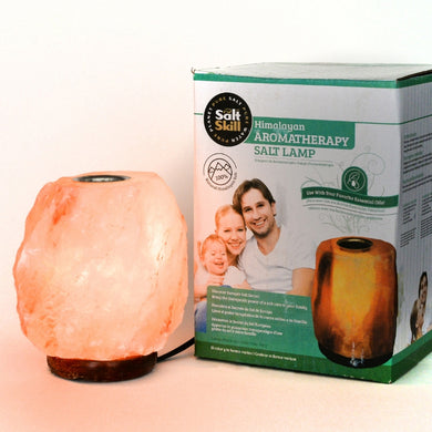 Himalayan Ionizing Natural Aromatherapy Salt Lamp