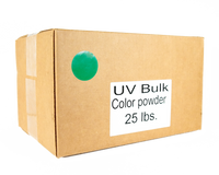 25 lb UV Glow Box - Wholesale UV Color Powder